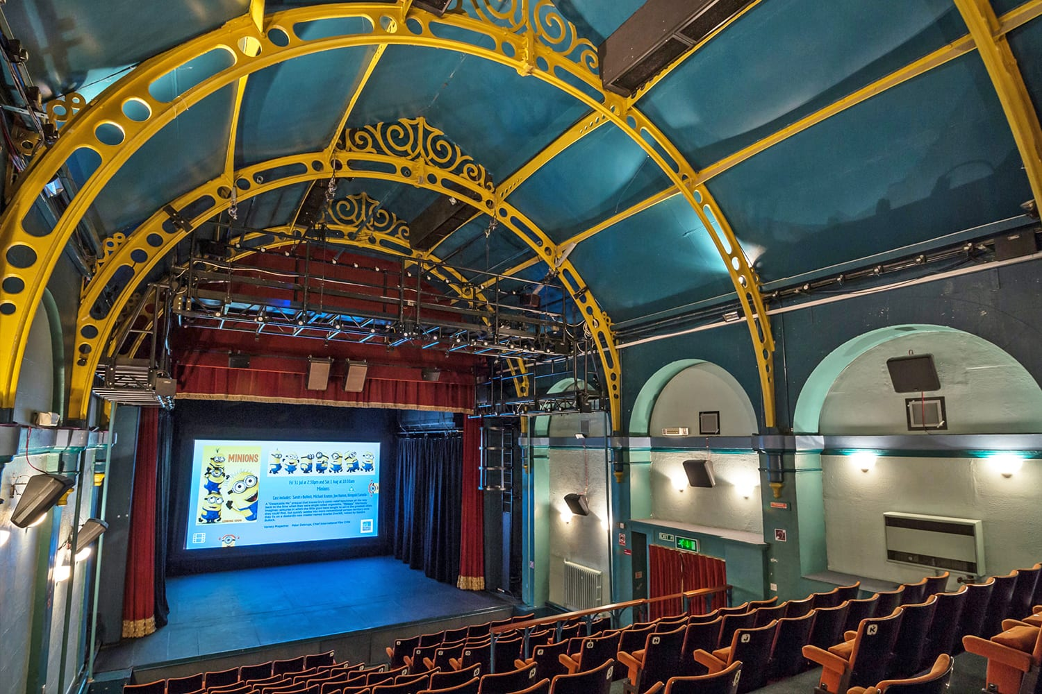 Corn Exchange Theatre, Wallingford