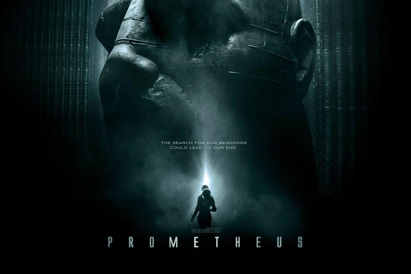 Ridley Scott's Prometheus